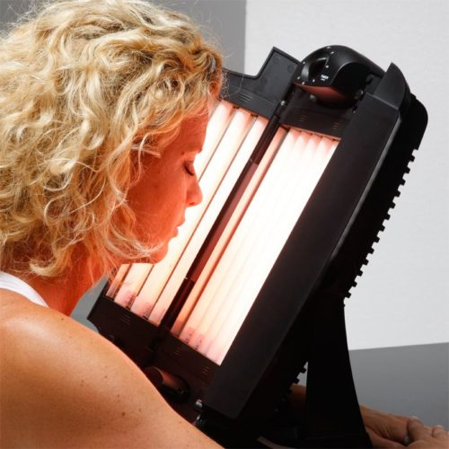 12 Tubes Collagen Red Light Therapy Lamp