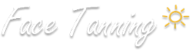 Face Tanning.com : Europe's No. 1 for home tanning lamps Logo